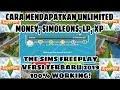Cara Mendapatkan Unlimited Money, Simoleons, LP The Sims Freeplay 2019 (Bahasa Indonesia)
