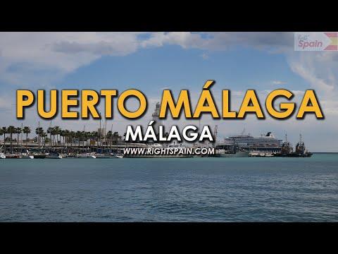 Puerto Málaga, Spain 2016.