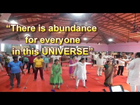 Financial Abundance Workshop at Bangalore by Sri Vishwanath Guruji
