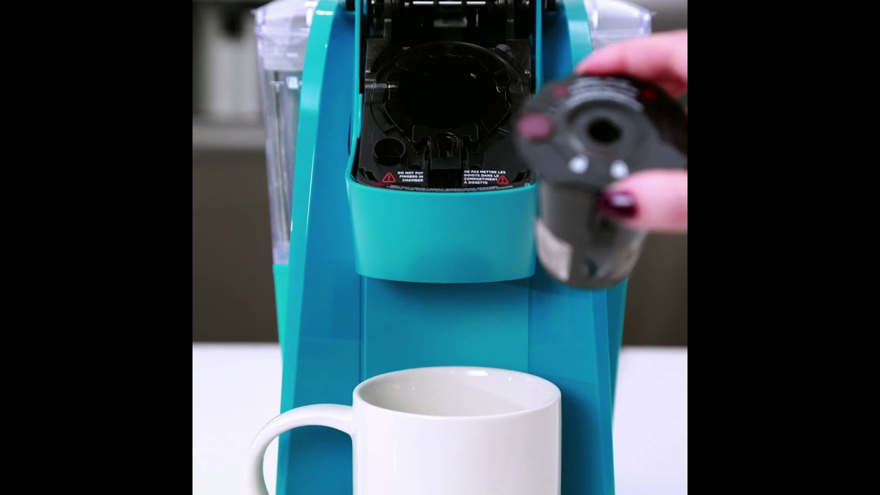 You Brew You - My K-Cup Reusable Filter - Snowflake - YouTube