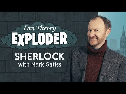 'Sherlock'  Theory Exploder with Mark Gatiss  Rolling Stone