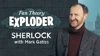 'Sherlock' Fan Theory Exploder with Mark Gatiss   Rolling Stone