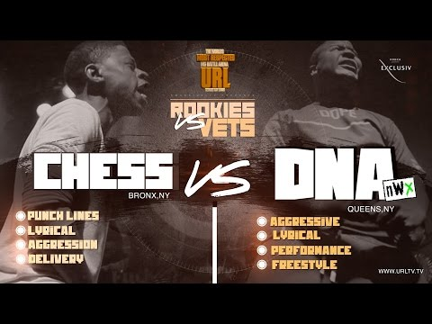DNA VS CHESS SMACK/ URL