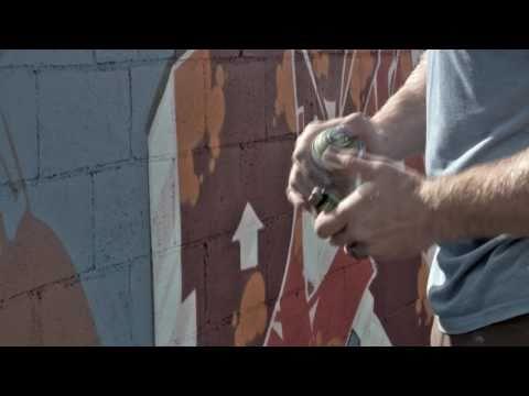 Way of the Gun - Graffiti Video