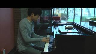 Death Cab For Cutie- I Will Follow You Into The Dark (Piano Cover by Will Ting) Music Video