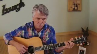 The Road - Jackson Browne cover lesson
