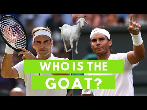 Who Is The Tennis GOAT? Federer vs Nadal