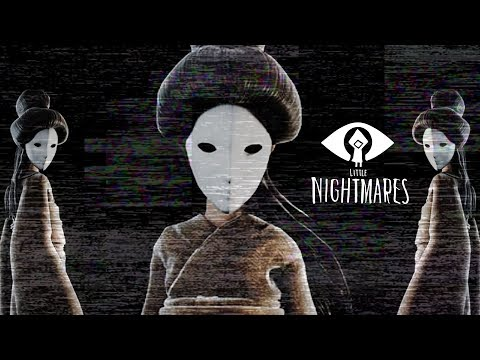 THE LADY... | Little Nightmares #6 |