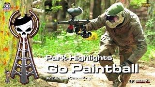 Go Paintball Adventure Park - Der Paintball Freizeit Park bei Berlin