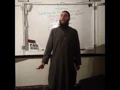200 Frågor Om Islamiska Trosläran | del 20 | Abdullah as-Sueidi