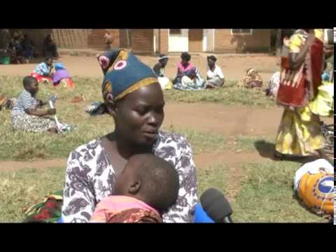 Times TV Malawi: Getting Men Tested for HIV / May 17,2017 / report by Josephine Chinele