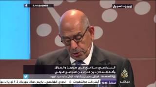 شاهد.. البرادعي: المشهد في مصر أصبح عبثيا