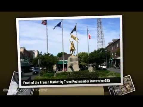 French Market - New Orleans, Louisiana, United States