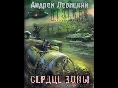 S.T.A.L.K.E.R. Сердце зоны (аудиокнига) Андрей Левицкий