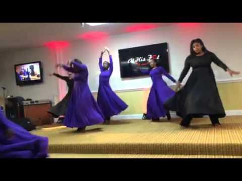Zion Dance Ministry-Never Forsake Me