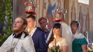Венчание Дмитрия и Анны