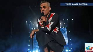 Robbie Williams los conquista a todos en el Corona Capital