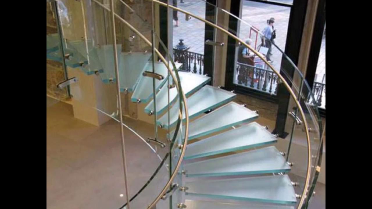 اشكال السلالم الداخلية