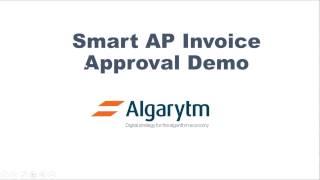Smart AP Invoice Approval Demo
