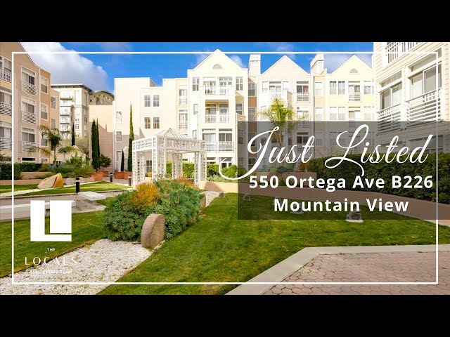 550 Ortega Ave Unit B226, Mountain View, CA 94040 by THE LOCALS