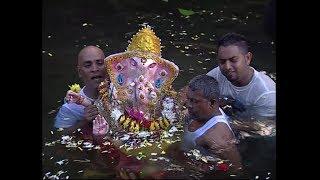 Ganesh Chaturthi 2018 Immersion Ceremony at Astoria River, Deux Bras