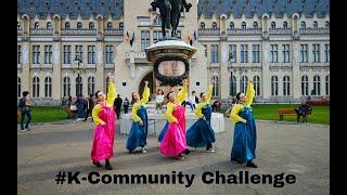 [K-Community Challenge] Ganggangsullae_Romania_SeoulLights