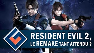 RESIDENT EVIL 2 Remake : Faut-il l'attendre ? | GAMEPLAY FR