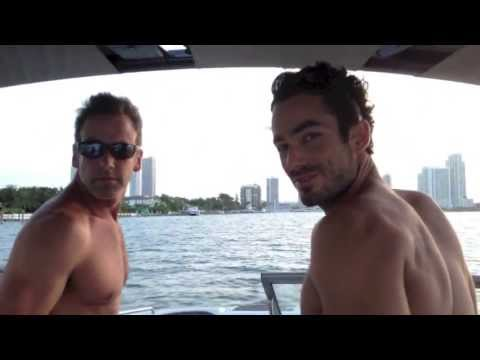 Wake boarding, water skying, Carlos Ponce, Aarón Diaz