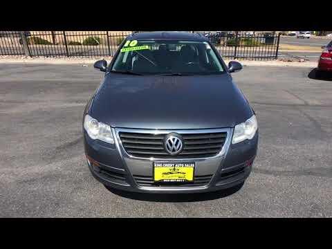 2010 Volkswagen Passat buy here pay here BHPH Denver, CO 24108