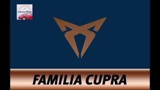 ???? Familia CUPRA y SEAT Tarraco ☄️