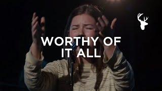 Worthy of It All - Josie Buchanan & Morgan Faleolo | Worship | Bethel Music