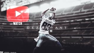 "Dez Bryant Career Highlights ""The X-Factor"" (HD)"