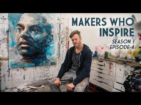 Joshua Miels - Contemporary Portrait Artist | MAKERS WHO INSPIRE