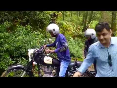 Tiffin Top Nainital || Hard Slip Path With Friends