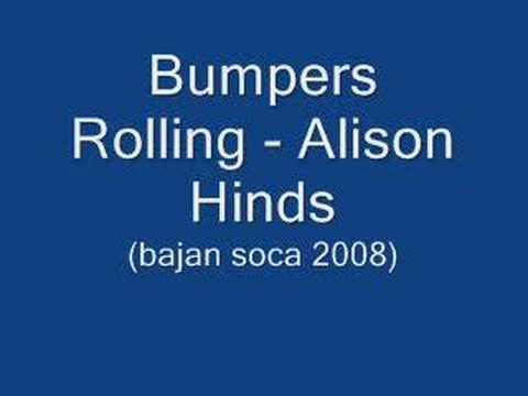 Bumpers Rolling - Alison Hinds (Barbados Soca 2008)