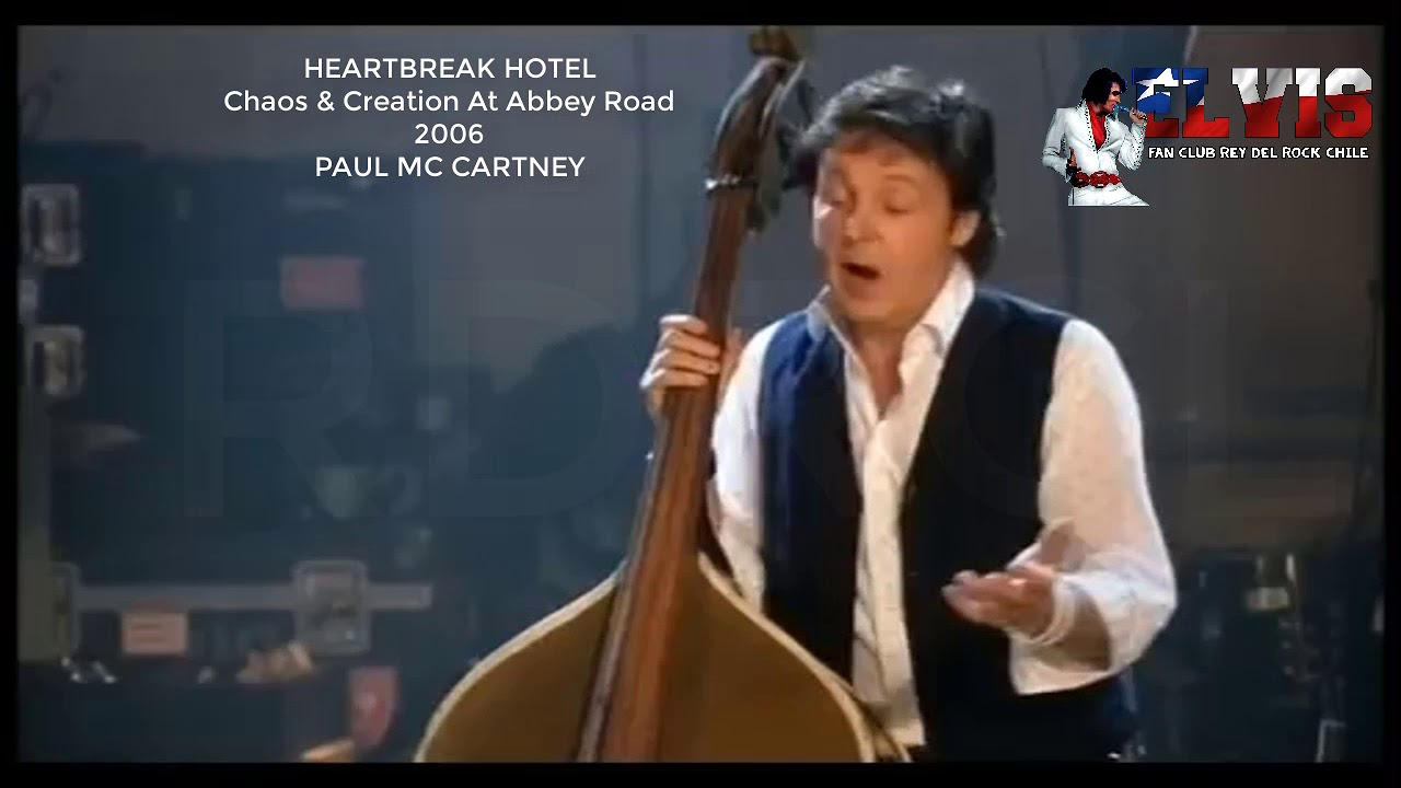 HEARTBREAK HOTEL PAUL MCCARTNEY 2006 SUBTITULADO