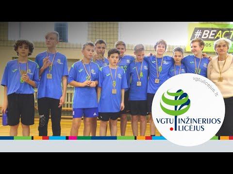 Vilniaus miesto mokyklų berniukų kvadrato varžybų finalas (2018.11.08)