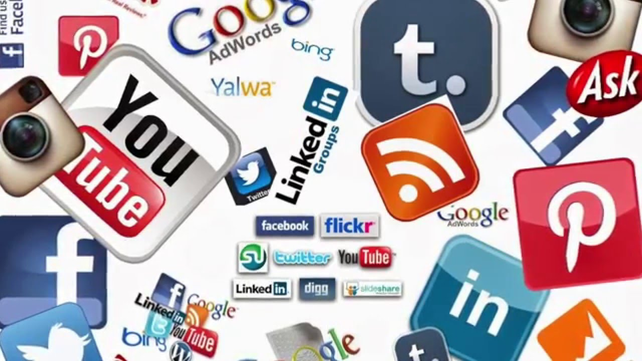 The History Of Social Media Communication Connection