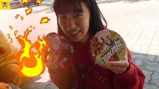 뽀로로 불닭 짜장면 먹방 놀이 Pororo black Fire noodle | MariAndKids Vlog