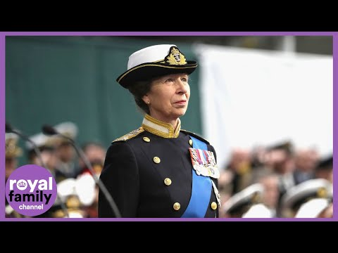 Princess Anne to become First Female Captain-General of Royal Marines