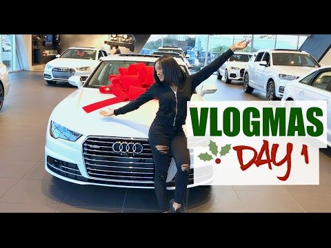 Love at First Sight!| VLOGMAS 2016 ep. 1