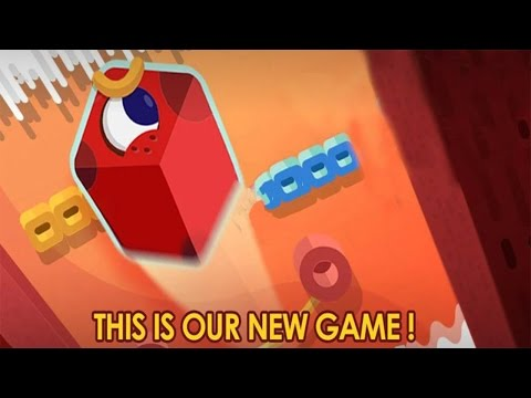 Jumping Cube HD Android Gameplay (HD)
