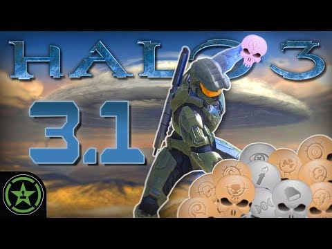TSAVO HIGHWAY - Halo 3: LASO Part 3.1 | Let's Play