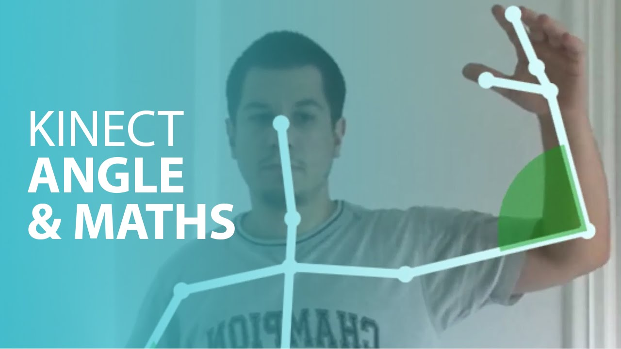 Angle Calculations with Kinect | Vitruvius