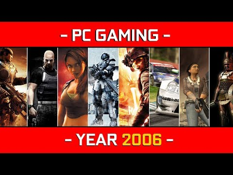 Best PC Games of the Year 2006 - Good Gold Games thumbnail