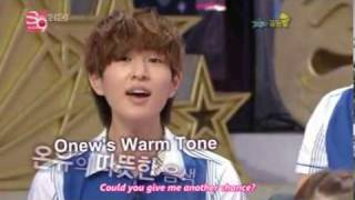 Onew & Jessica - One Year Later Acapella [SGB]