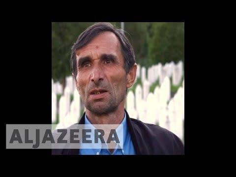 Srebrenica's bone hunter