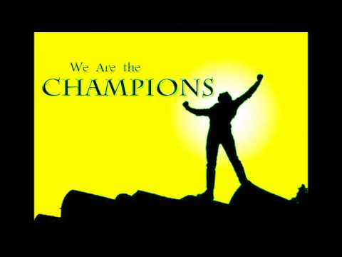 Queen - We Are The Champions [Remix]