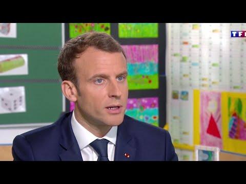 Interview d'Emmanuel Macron : le débrief