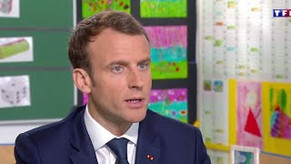 Interview d'Emmanuel Macron : le débrief